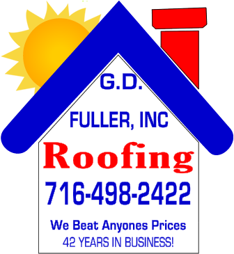 Expert Roofing Services by G.D. Fuller